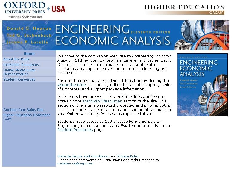 engineering economic analysis 11th edition pdf