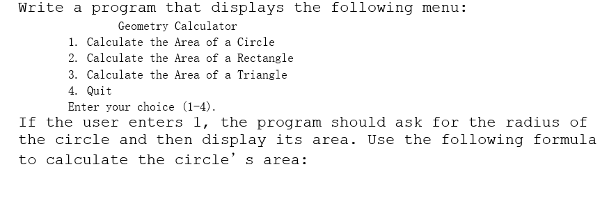 geometry how to find the area of a rectangle