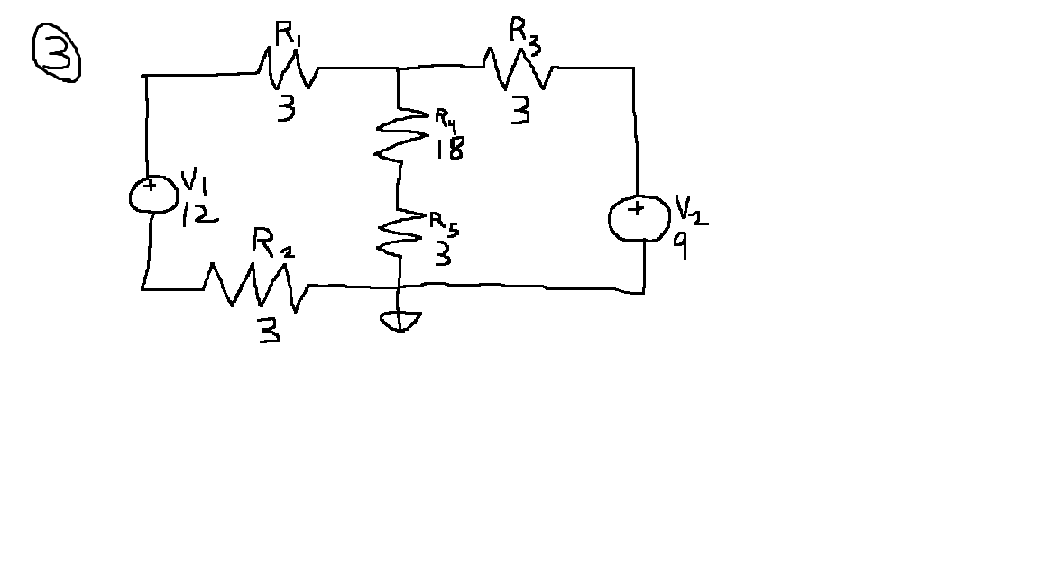 Demonstrate **Ohms Law** for resistors, capacito