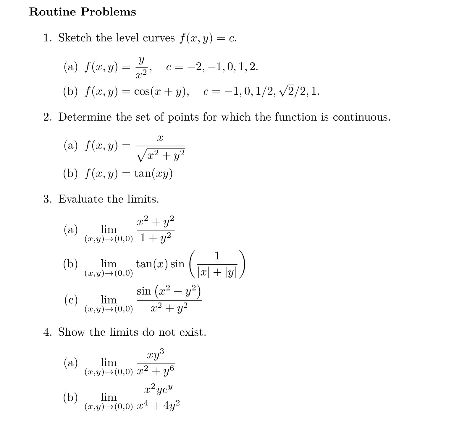 how to solve y a 1-r x