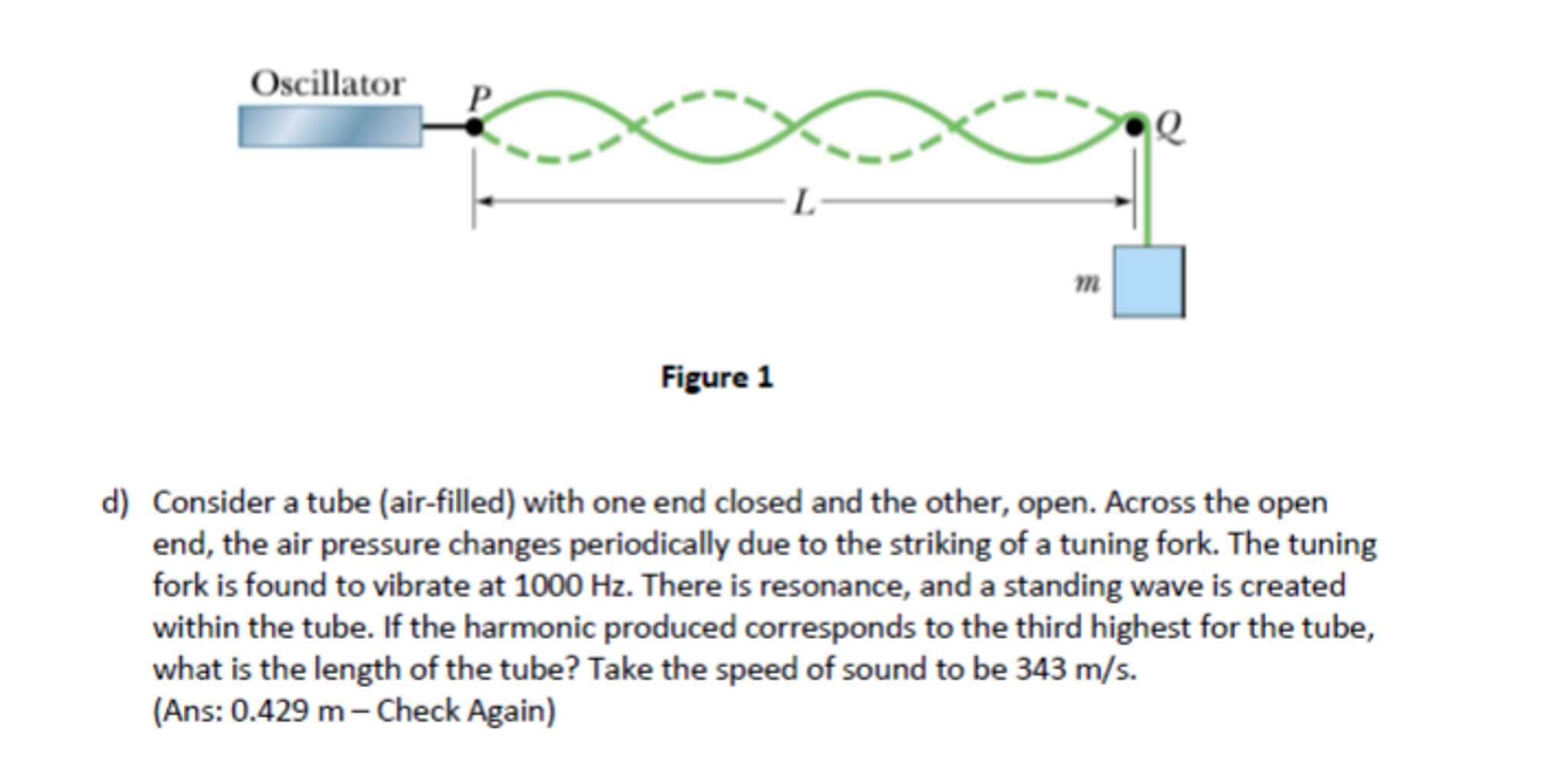 Solved standing waves a guitar string is clamped at both show transcribed image text standing waves a guitar string is clamped at both ends and is under a certain tension as it lies horizontally along the x axis pooptronica Images