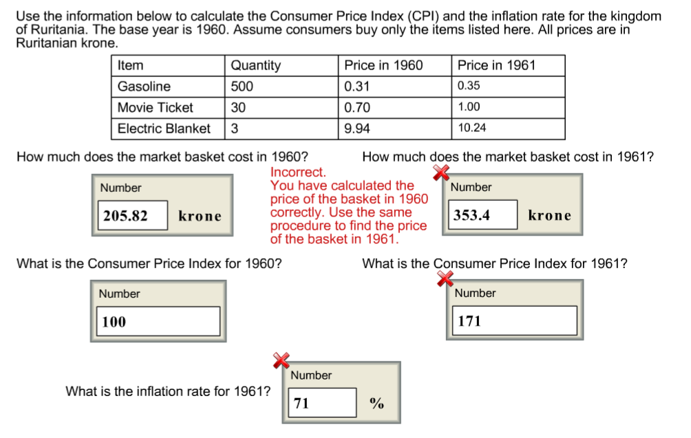 how to create a price index