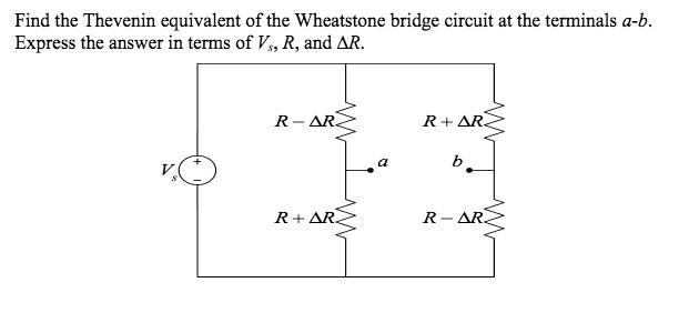 how to make wheatstone bridge