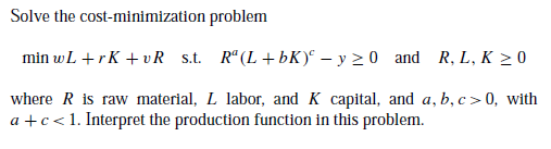 I Have Some Questions I Need Help With Please: Solved: I Have A Question About Math Econ. I Want Some Pro
