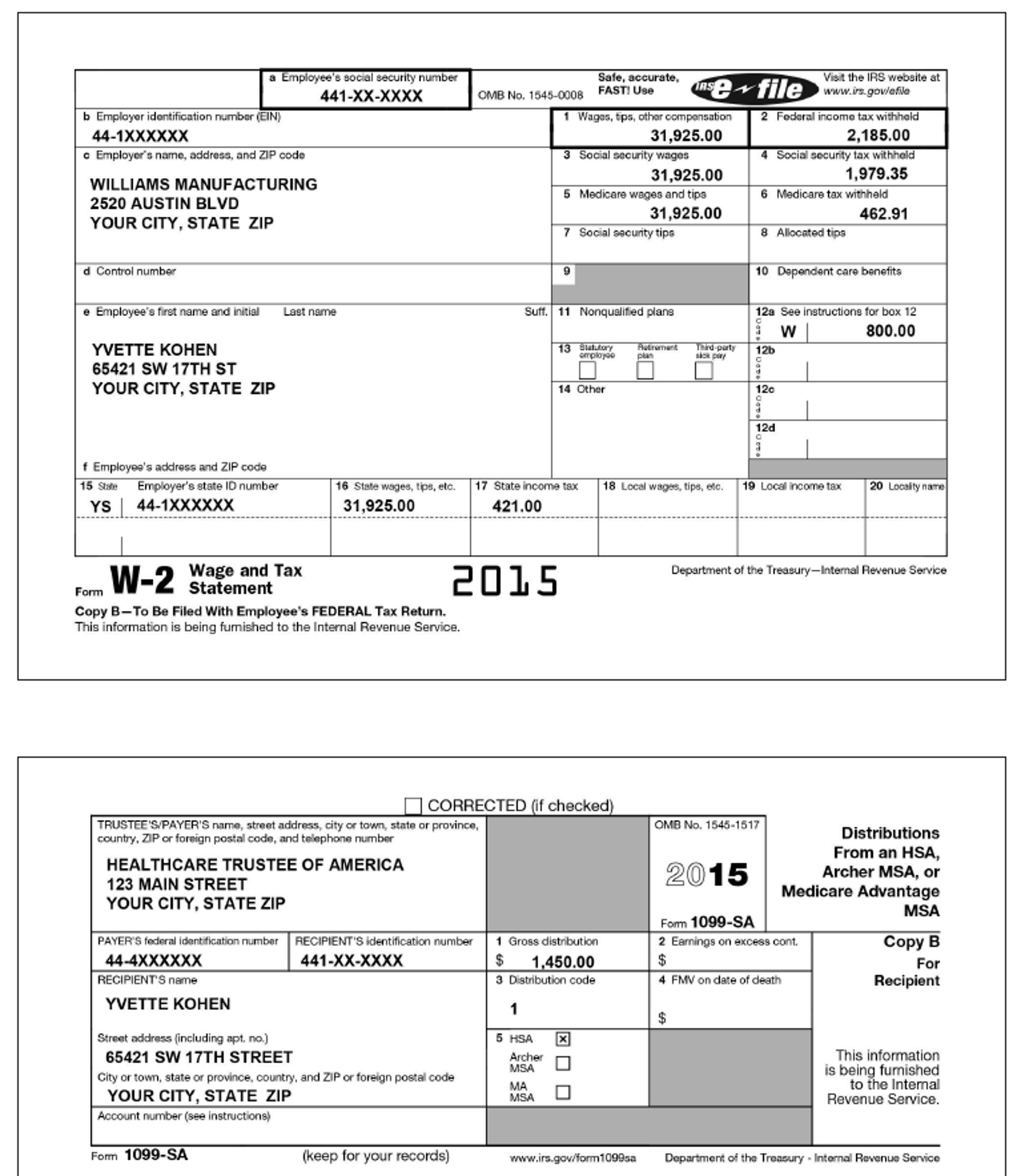 8889 form 2015 - People.davidjoel.co