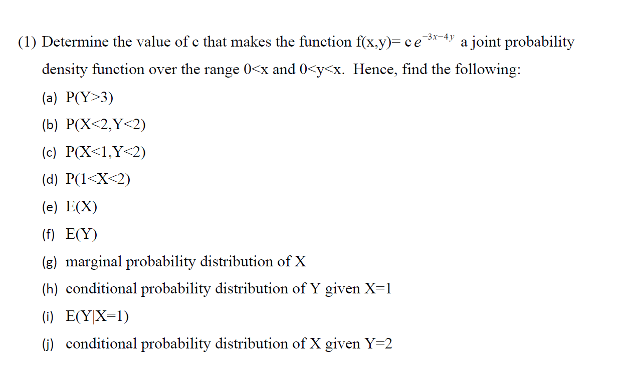 Determine The Value Of C That Makes The Function F