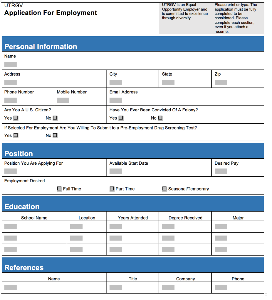 Dc locations resume help