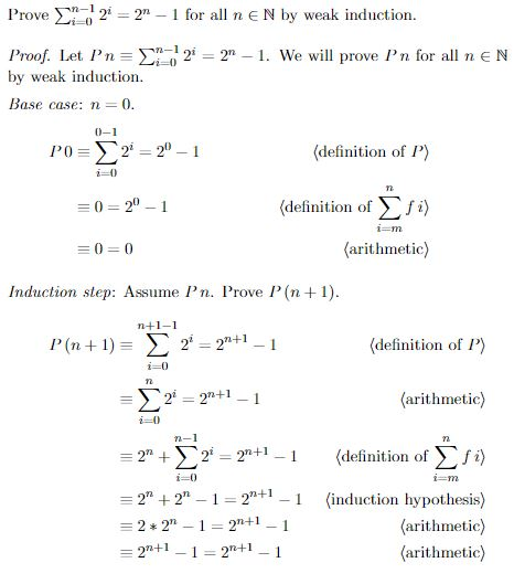Solved: Prove By Strong Induction That Fib N < 2^n Given U ...