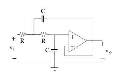 The circuit below operates in the steady sinusoida