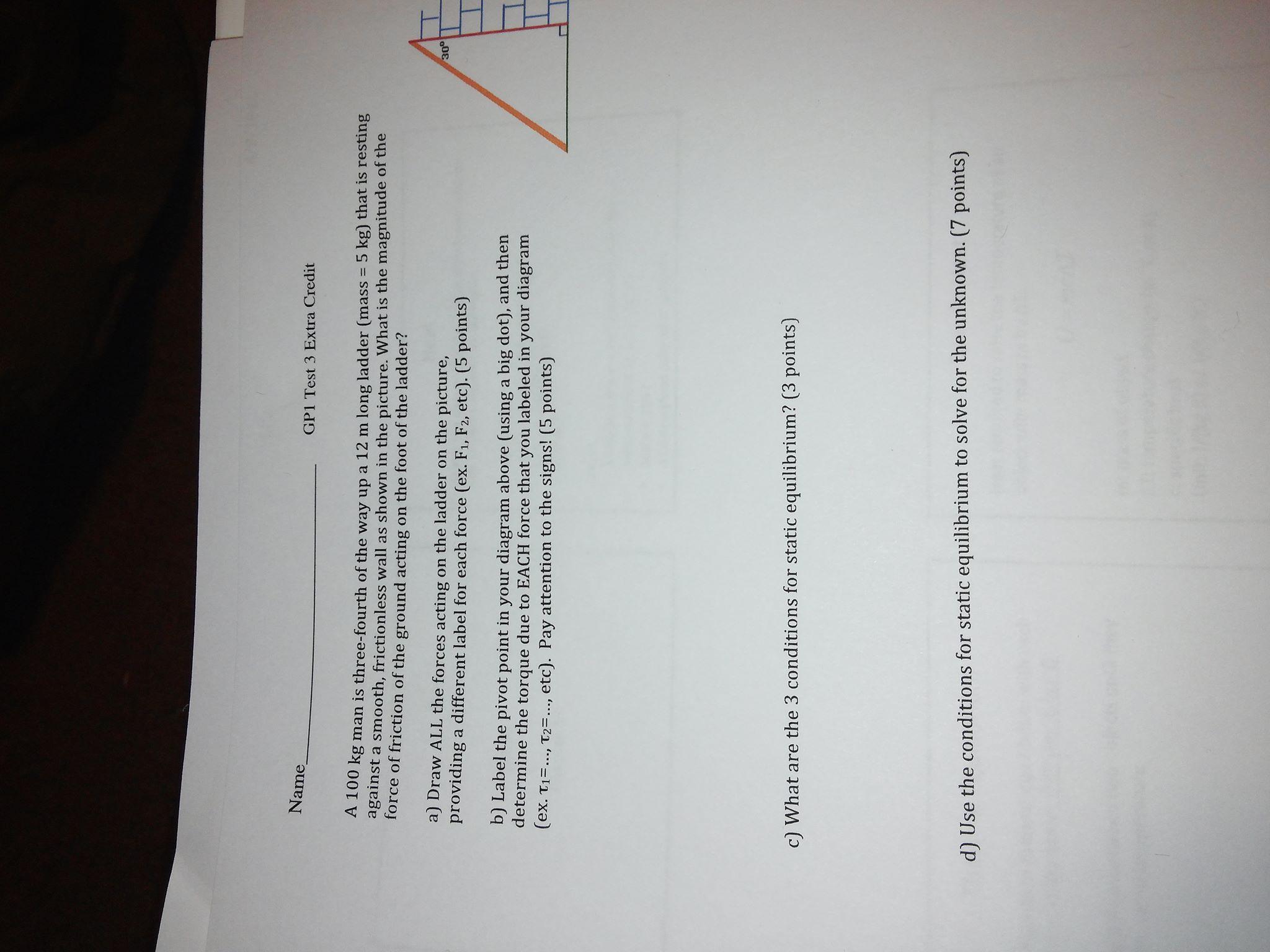 Return man 2 homework help 12