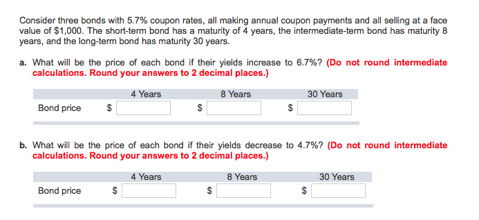 bond and percent coupon selling Learn how bond prices, rates, and yields affect  which means an investor can sometimes sell a bond for more than  coupon rate—the higher a bond's coupon.