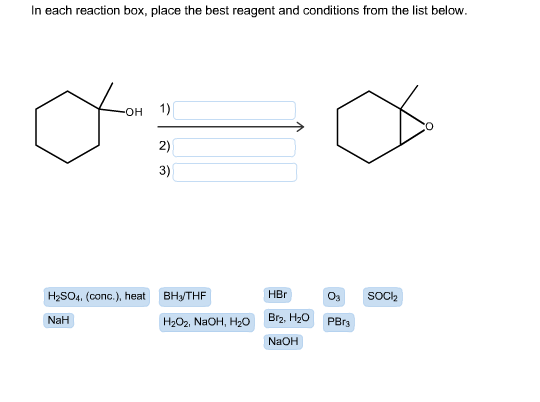 how to solve for limiting reagent
