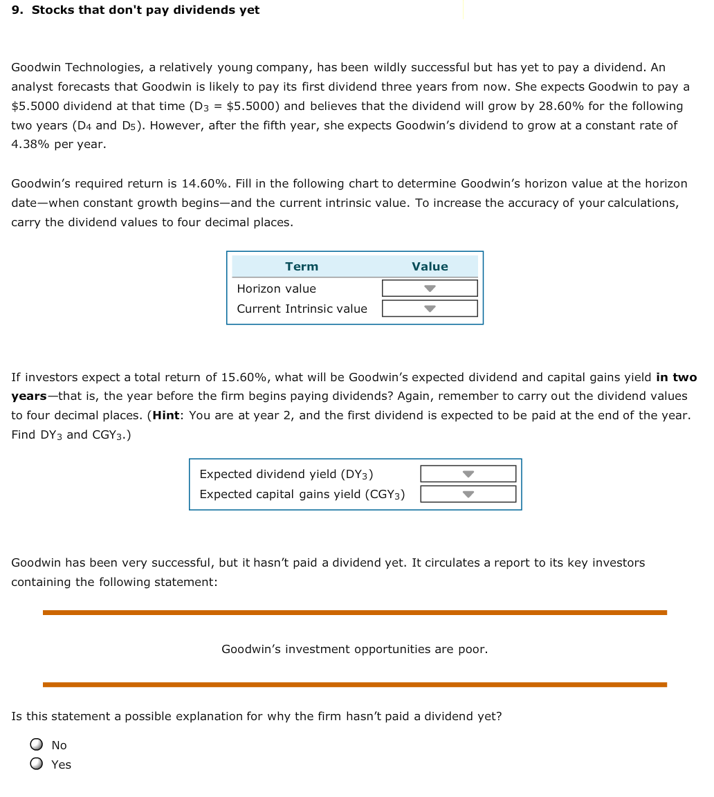 Stock options do not affect the calculation of quizlet