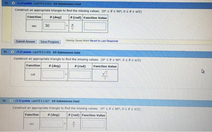 Trigonometry homework help for interval