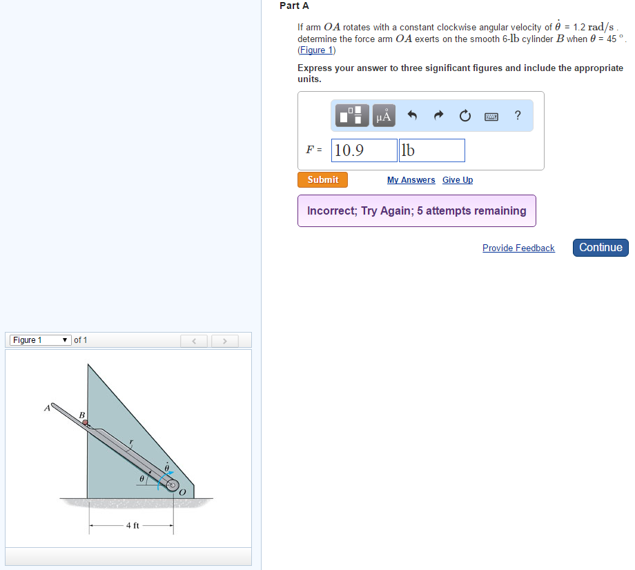 how to solve angular velocity