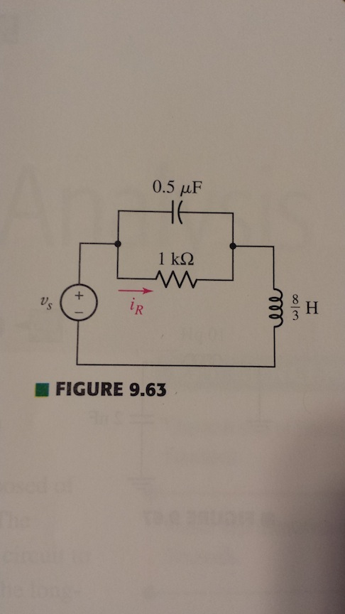 how to find vs in a circuit