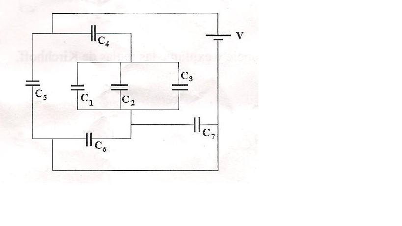 Every paralle plate capacitor has a capacitance of