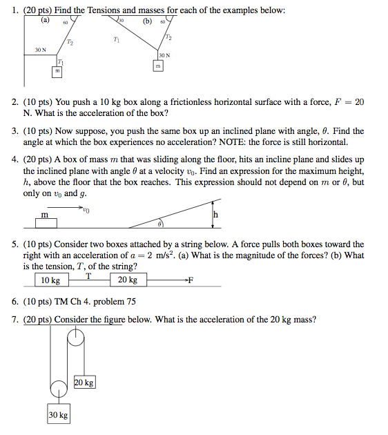 how to find acceleration on an inclined plane without mass