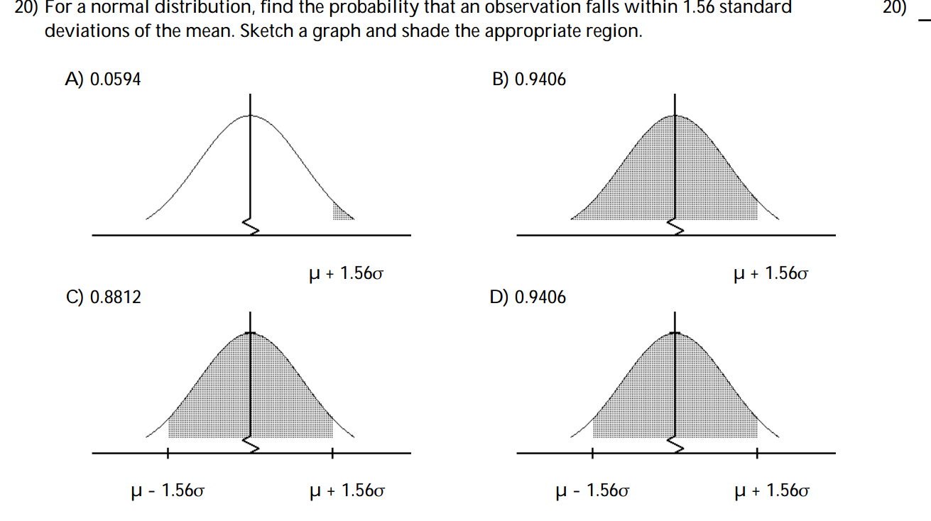 normal distribution and answer Should grades be normally distributed update cancel  my answer is a definite no teaching a class  a normal distribution curve would not be appropriate for a.