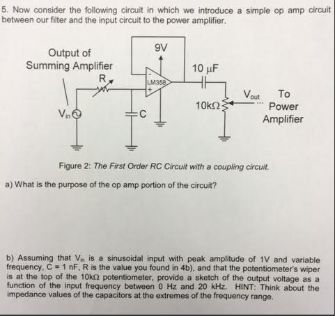 Now consider the following circuit in which we int