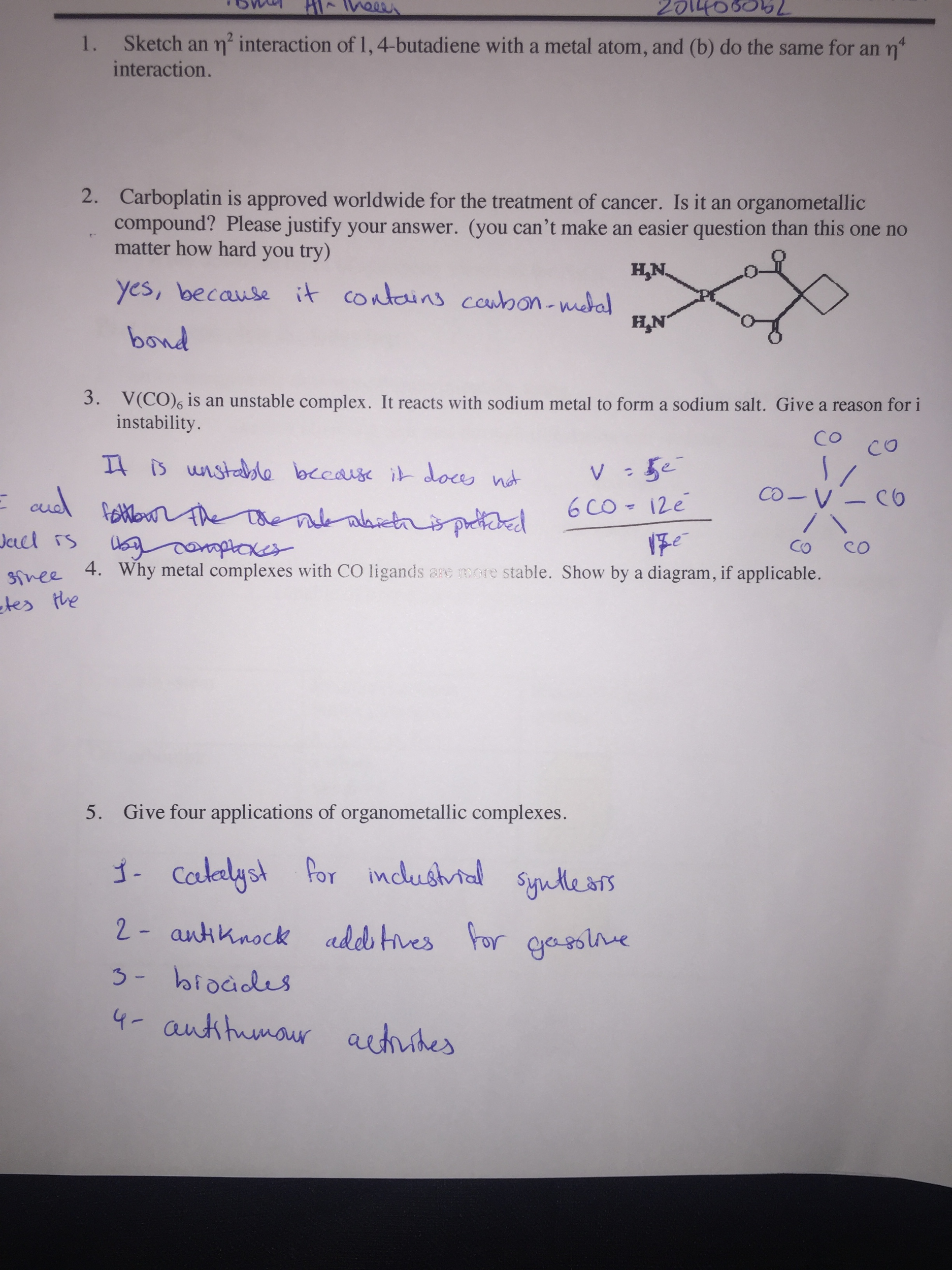 Inorganic Chemistry Worksheet – Chemistry Worksheet Matter 1 Answers