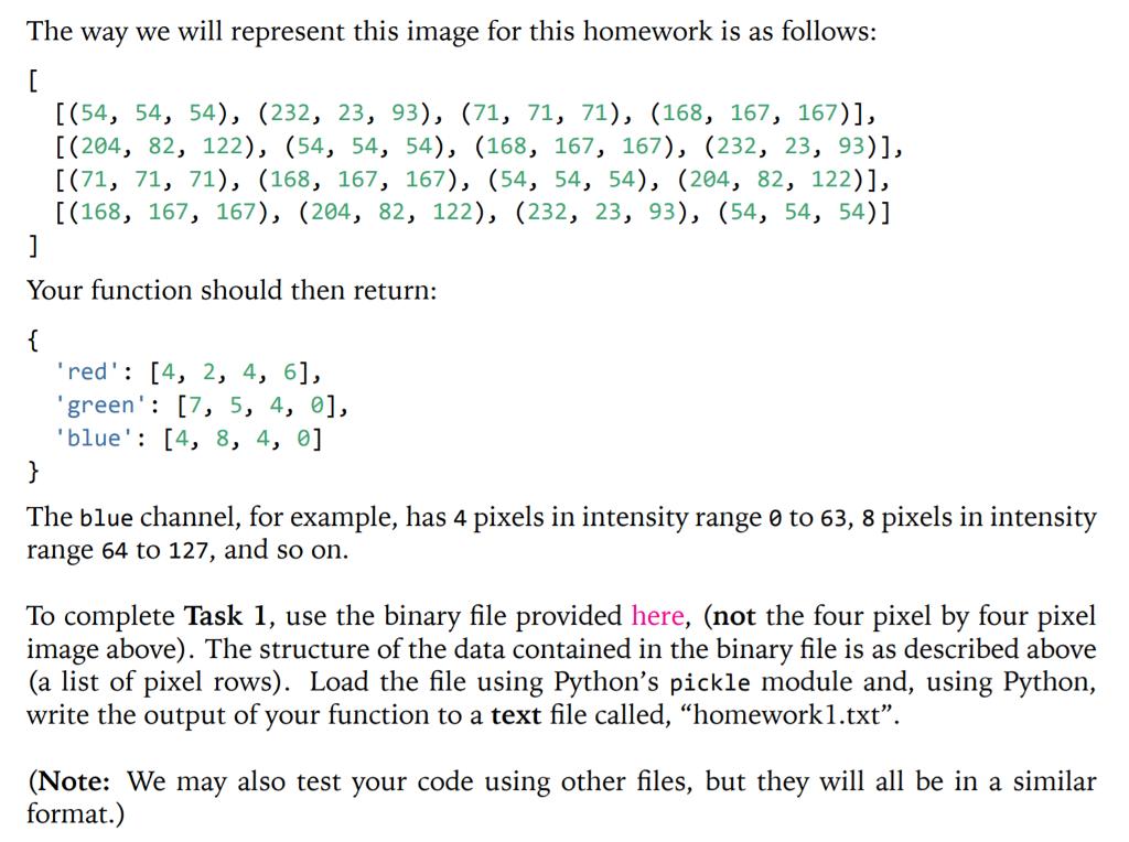 Python 3.6 - So, I Need Help On The Following Home... | Chegg.com