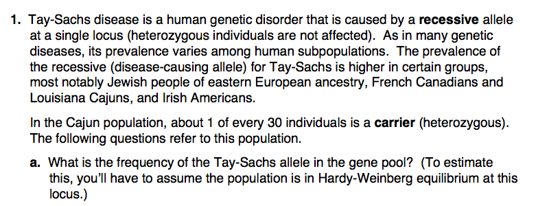 the causes symptoms diagnosis and possible treatments for tay sachs disease a rare autosomal recessi Start studying tay-sachs disease, pediatric in this autosomal recessive signs and symptoms of possible complications and the need to notify a health care.