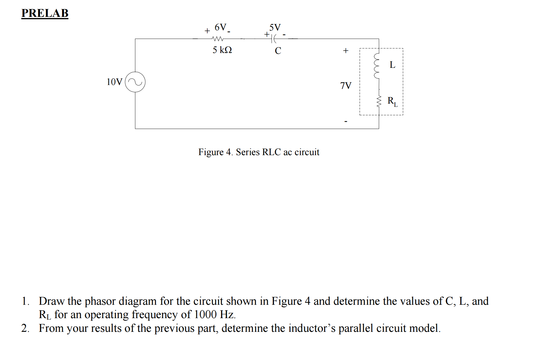 Solved draw the phasor diagram for the circuit shown in f draw the phasor diagram for the circuit shown in f pooptronica Gallery