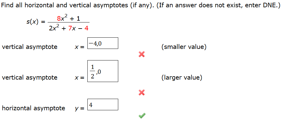 how to write an equation with vertical asymptotes