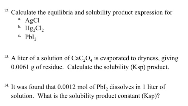 study of solubility equilibrium Conant and scott studied nz solubility under varying na tensions they found  that the amounts of n, dissolved did not follow henry's law of direct  proportionality.