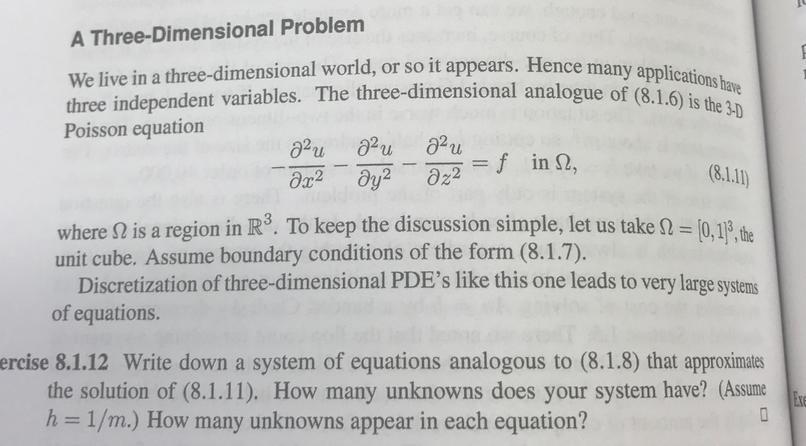 poisson equation three