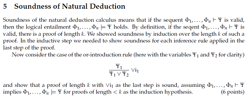 natural deduction soundness proof and introduction books pdf