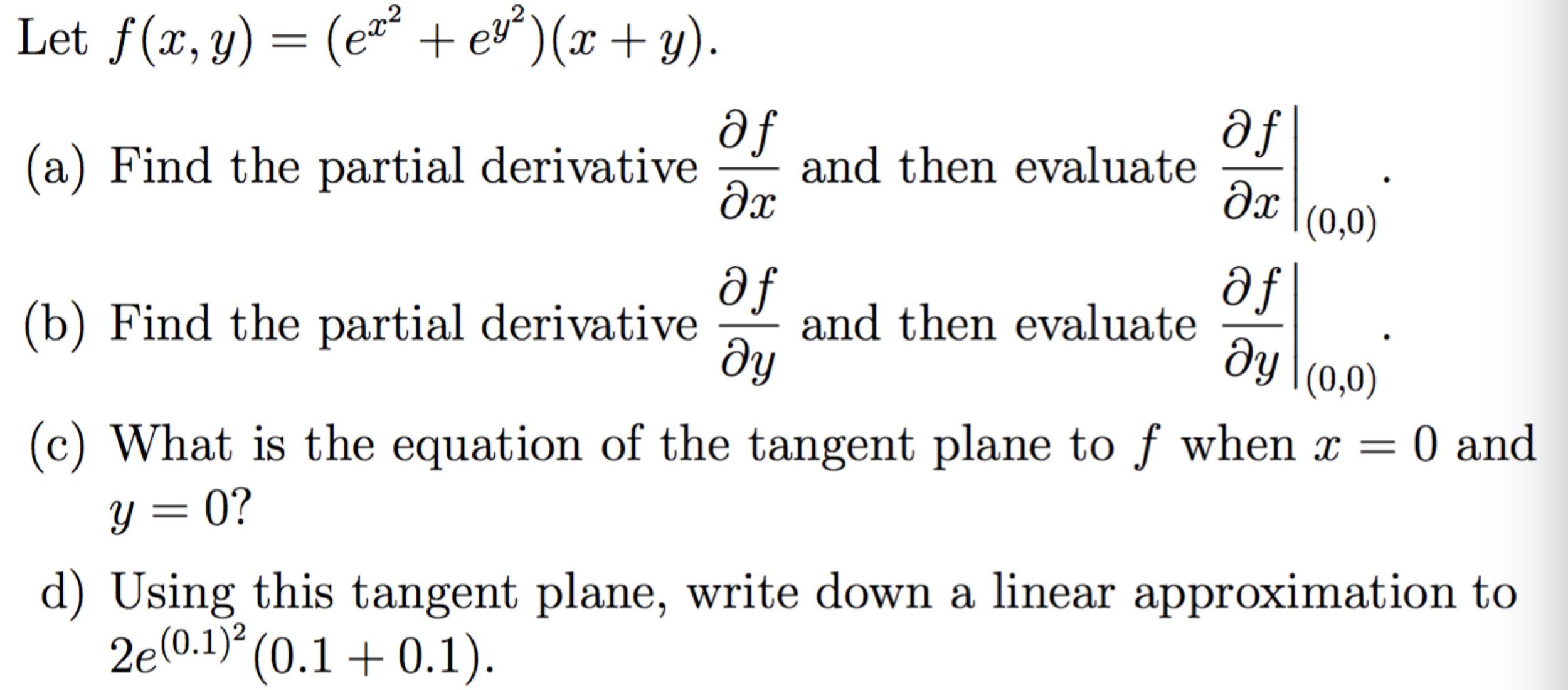 how to find the derivative of x 2 4