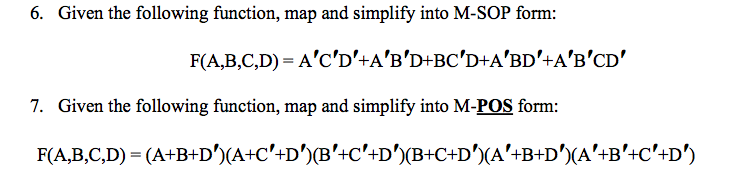 Given the following function, map and simplify int