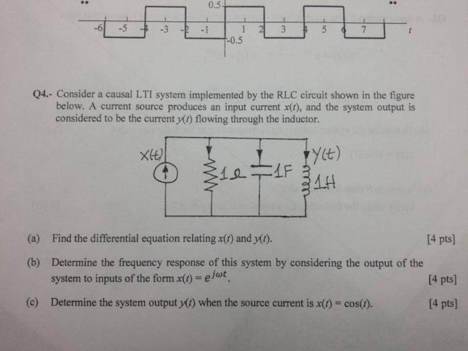 Consider a causal LTI system implemented by the RL