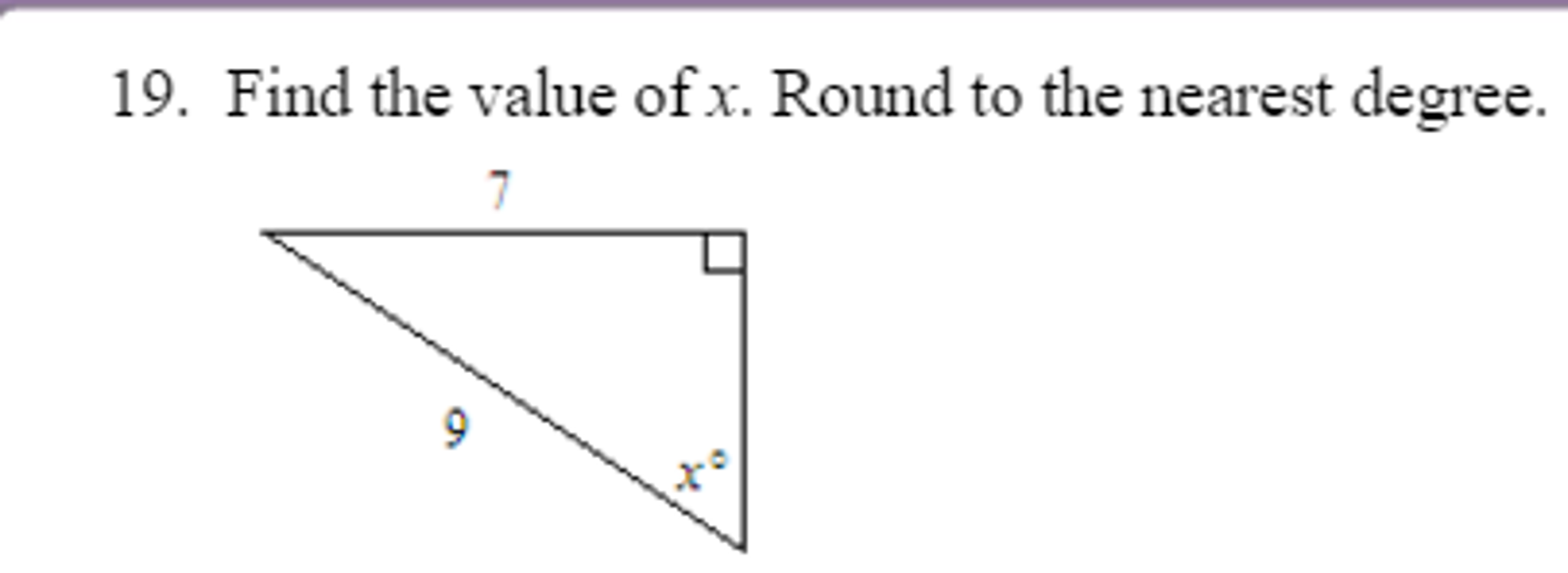 Find The Value Of X Round To The Nearest Degree Tutorial Measure Slope  Steepnessv