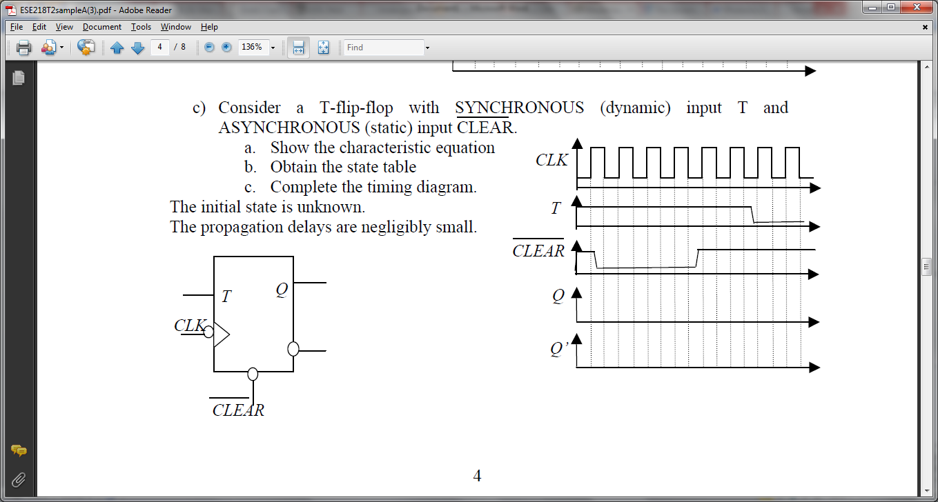 Draw the gate-level circuit diagram for the SR-lat