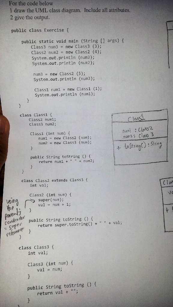 Solved for both these questions draw the uml class diagr solved for both these questions draw the uml class diagr chegg ccuart Choice Image