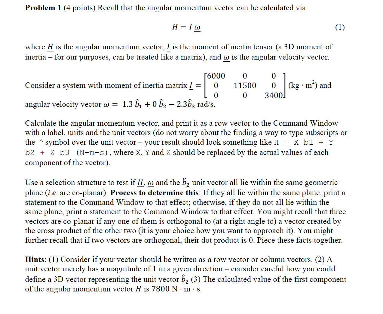 Solved problem 1 4 points recall that the angular momen problem 1 4 points recall that the angular momen biocorpaavc Images