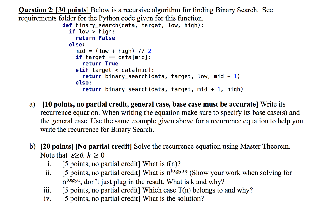 Binary Search Part 2