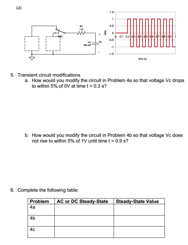 Fill each dashed box with a DC voltage source, an
