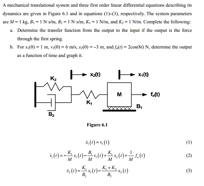 how to get differential equation from transfer function