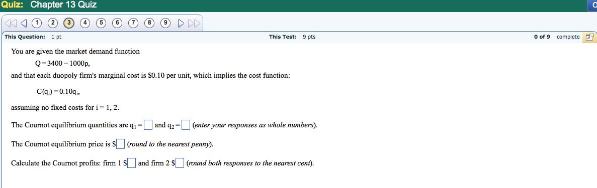Myeconlab homework answers