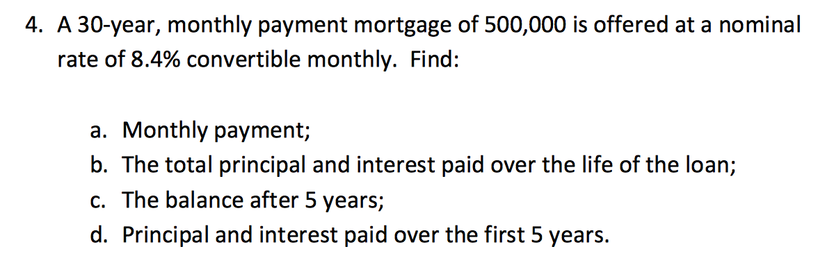 100 000 Mortgage Over 30 Years