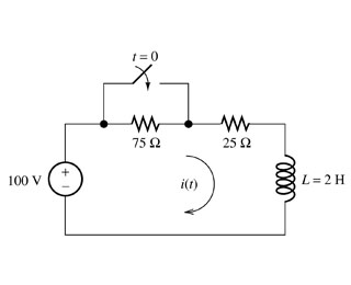 The circuit shown in the figure is operating in st
