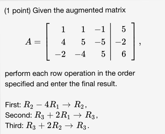 how to copy a answer matrix on ti84