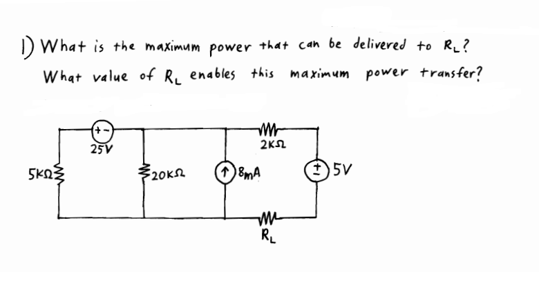 What is the maximum power that can be delivered to