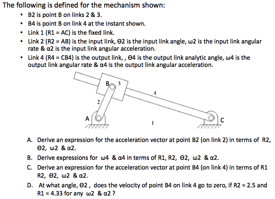 how to write an acceleration in terms of x