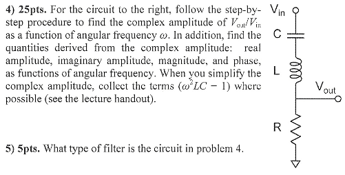 For the circuit to the right, follow the step-by-s