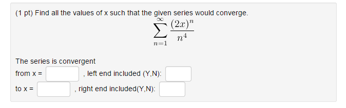 how to find the exact value of an infinite series